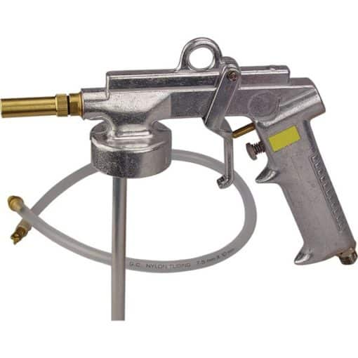 Undercoating gun for cars and trucks