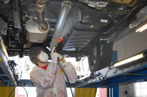 NH Oil Undercoating