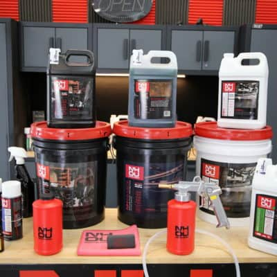 NHOU® Undercoating Products